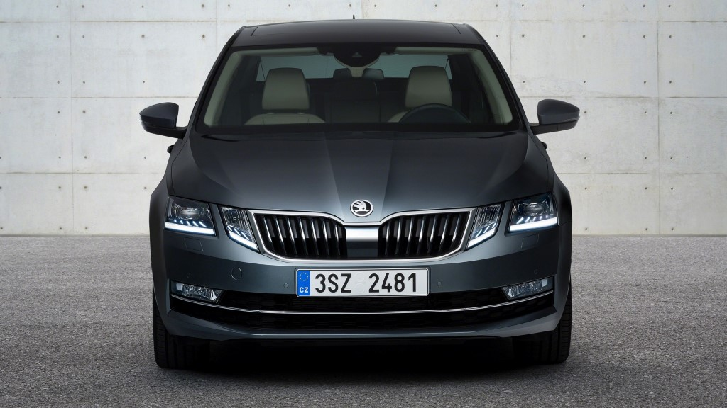 Skoda Octavia Facelift Features