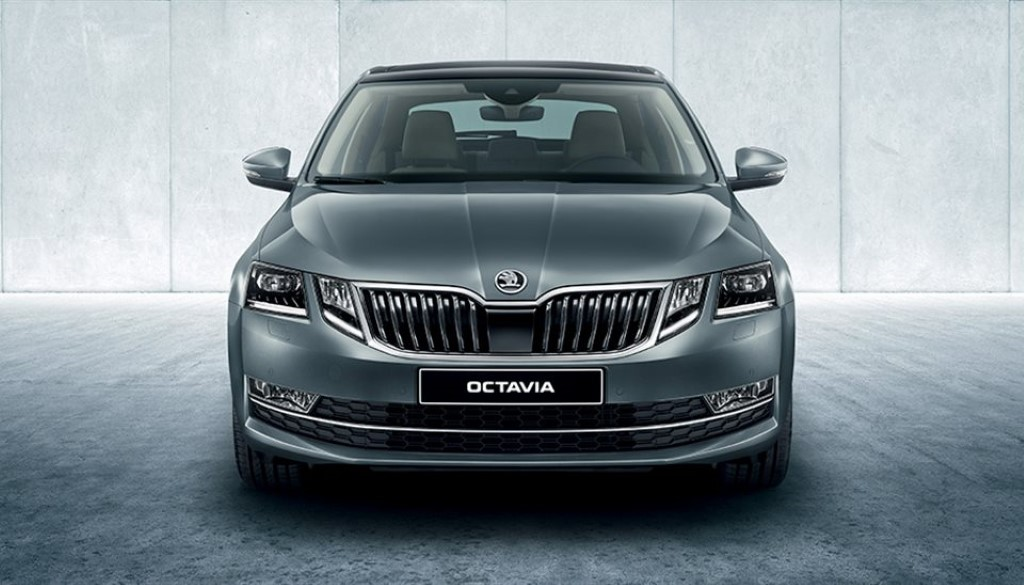 Skoda Octavia Facelift India