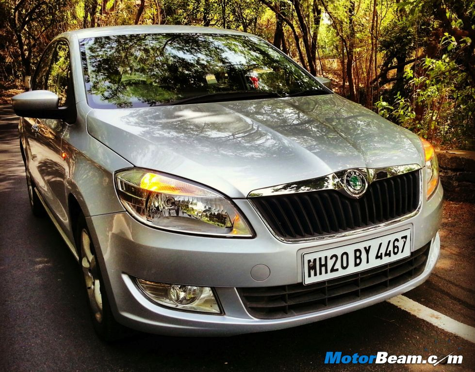 Skoda Rapid Diesel Long Term