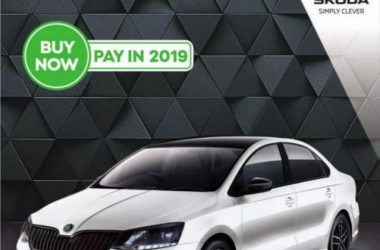 Skoda Rapid Edition X Launched In India