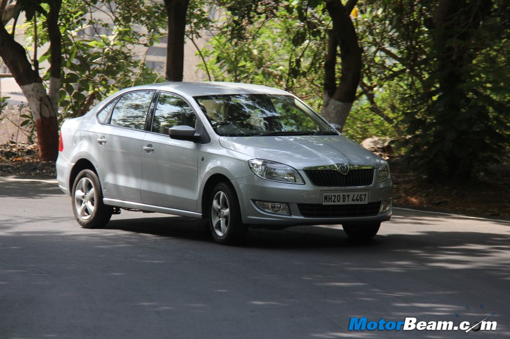 Skoda Rapid Long Term Drive