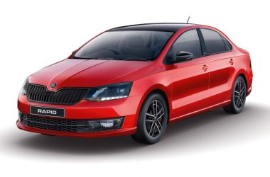 Skoda Rapid Monte Carlo Launched, Priced From Rs. 10.75 Lakhs