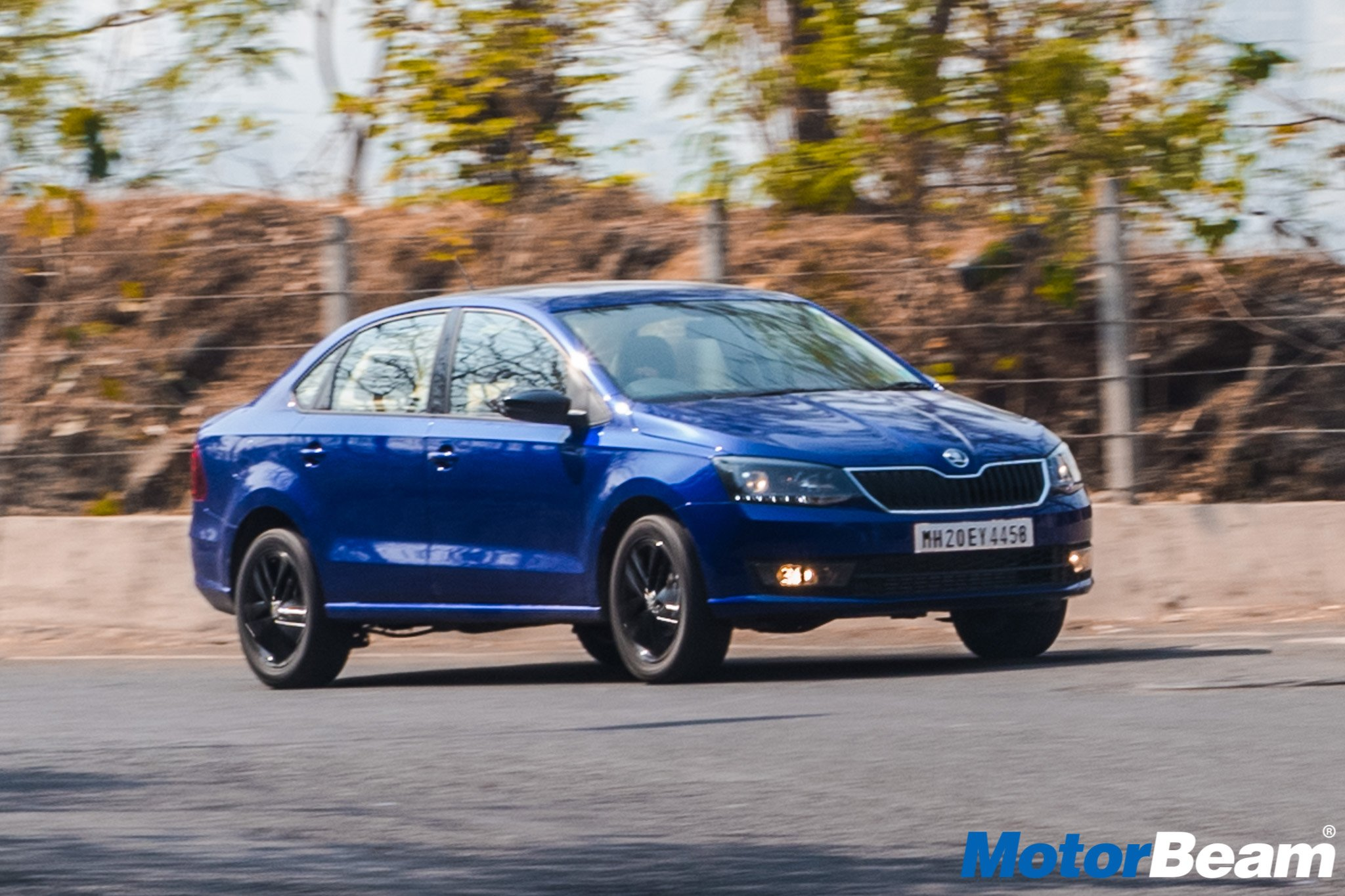 Skoda Rapid Onyx Review Test Drive
