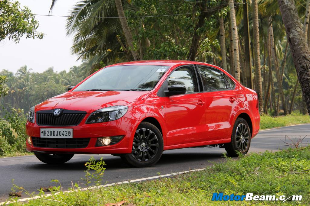 Skoda Rapid TDI DSG Review