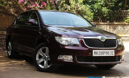 Skoda Superb Ambition Review