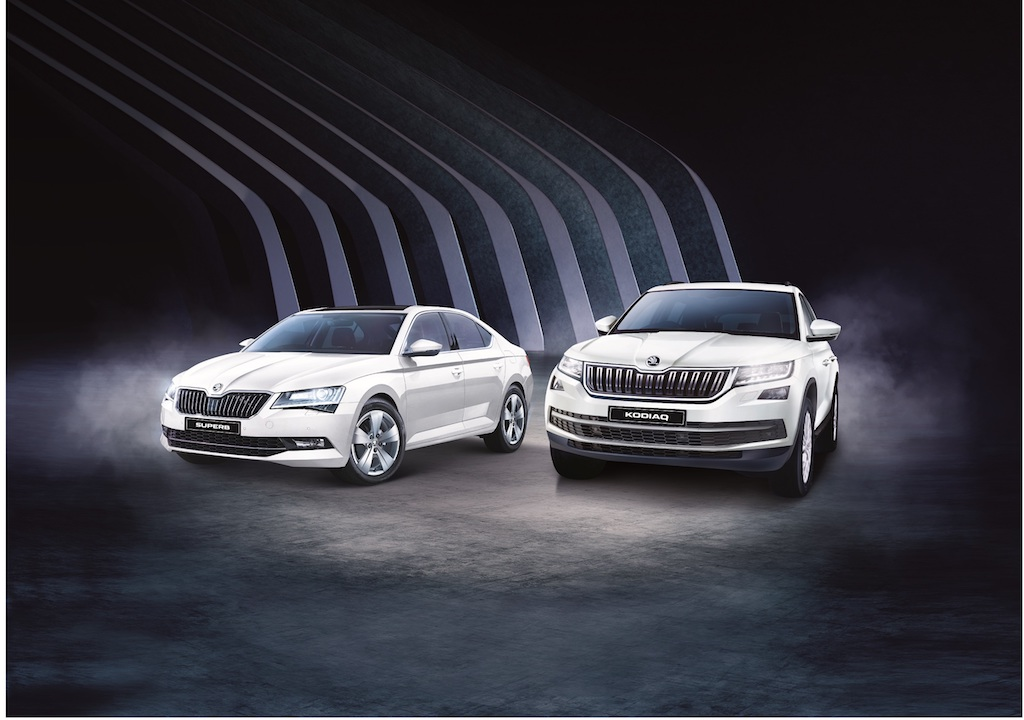 Skoda Superb DSG Corporate Edition