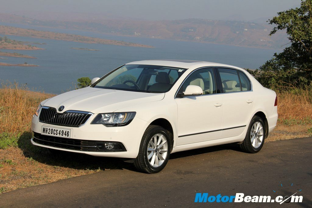 Skoda Superb Expert Review