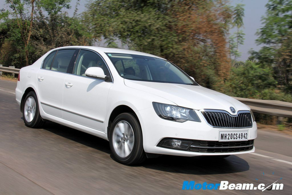 Skoda Superb User Experience