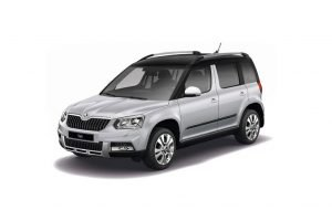Skoda Yeti Specifications