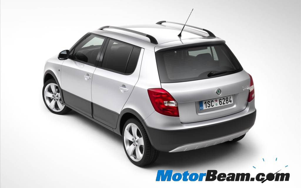 Skoda To Launch Fabia Scout In India