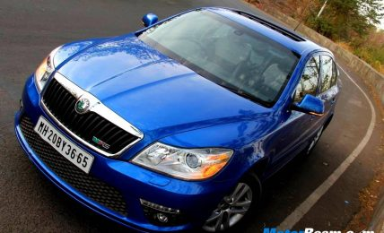 Skoda Laura vRS Review