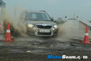 Skoda Yeti Off-Road Performance