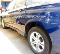 SsangYong Actyon Sports Spyshot Side