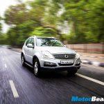 SsangYong Rexton RX6 Dynamics Review