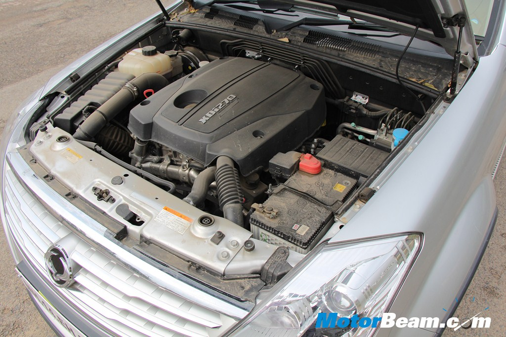 SsangYong Rexton RX6 Performance Review