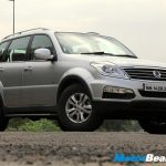 SsangYong Rexton RX6 Test Drive Review