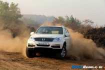 SsangYong Rexton W Road Test