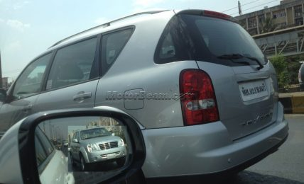 Ssangyong Rexton On Test