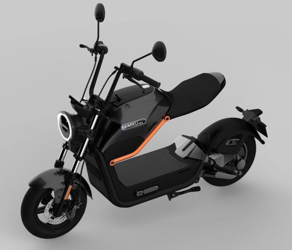 Leading manufacturers of motorcycles and scooters 45