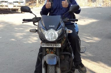 Suzuki GS150R – 1 Lakh Kms & Counting