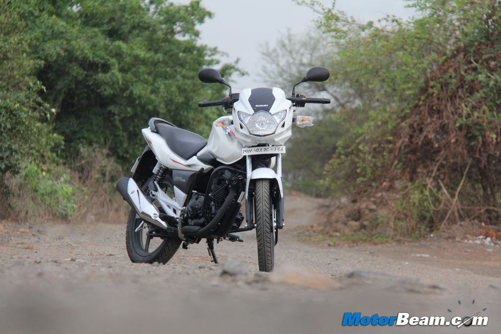 Suzuki GS150R Test Ride Review