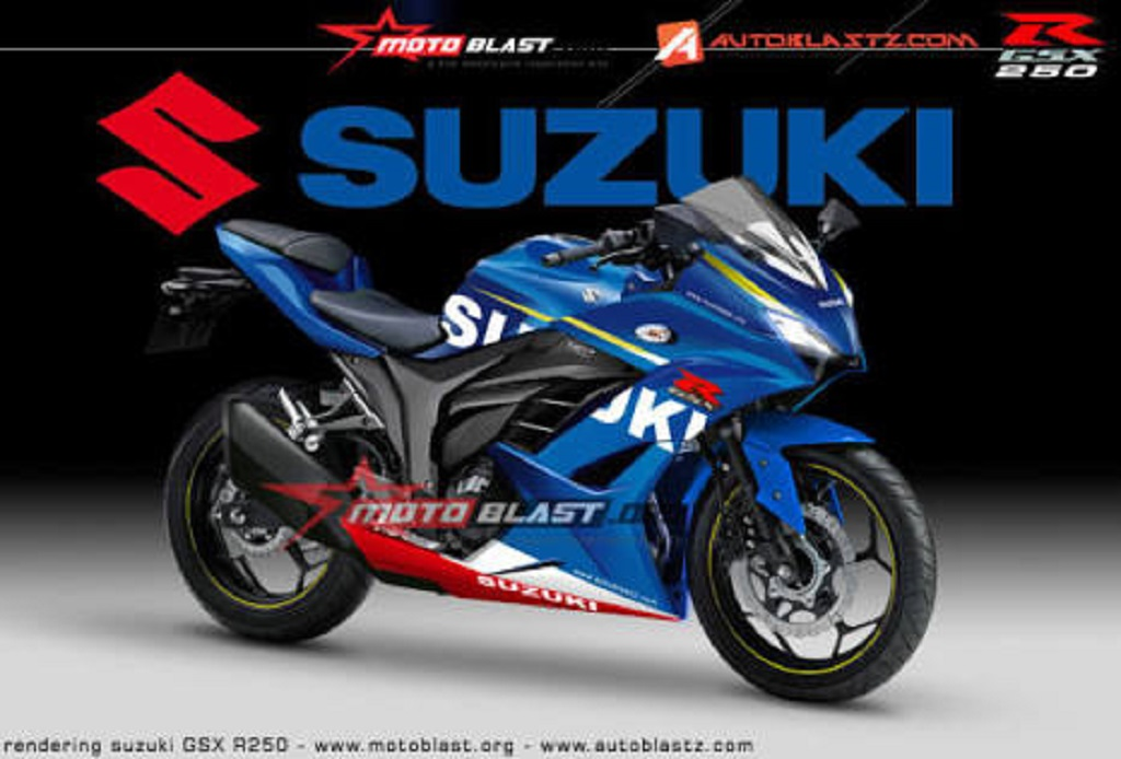 Suzuki Gsx R250 Patent Images Leak India Launch Likely As Gixxer