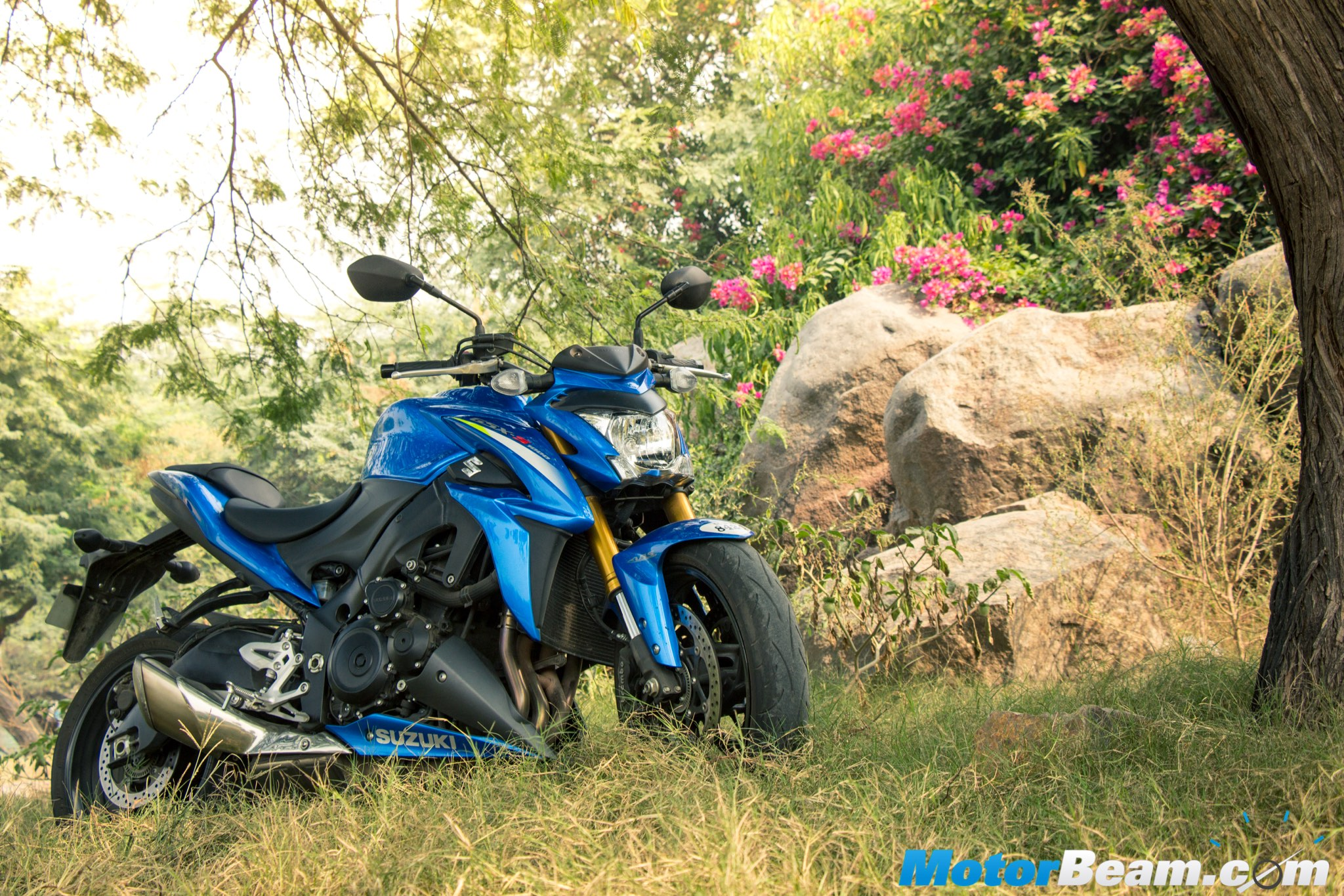 Suzuki GSX-S1000 Test Ride Review