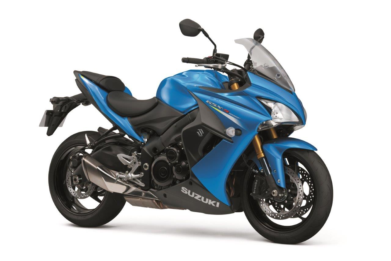 Suzuki GSX-S1000F India Launch