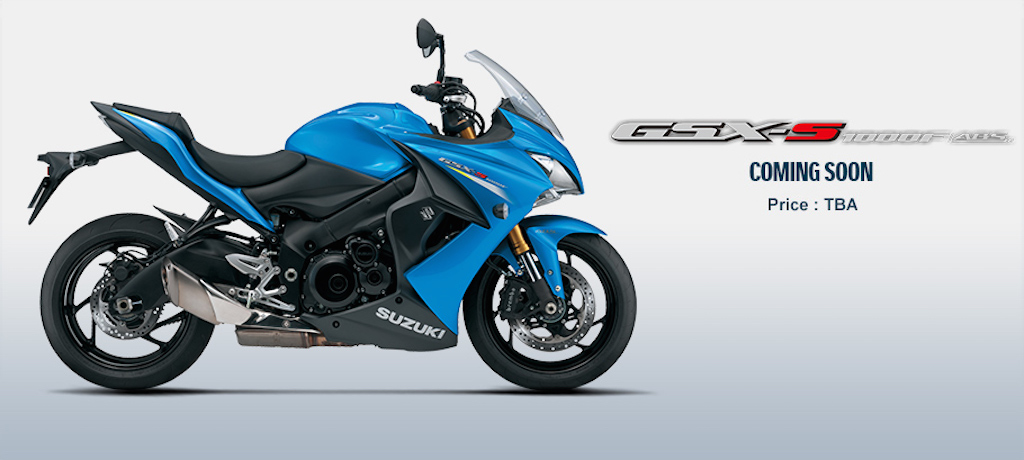 Suzuki GSX-S1000F Website India