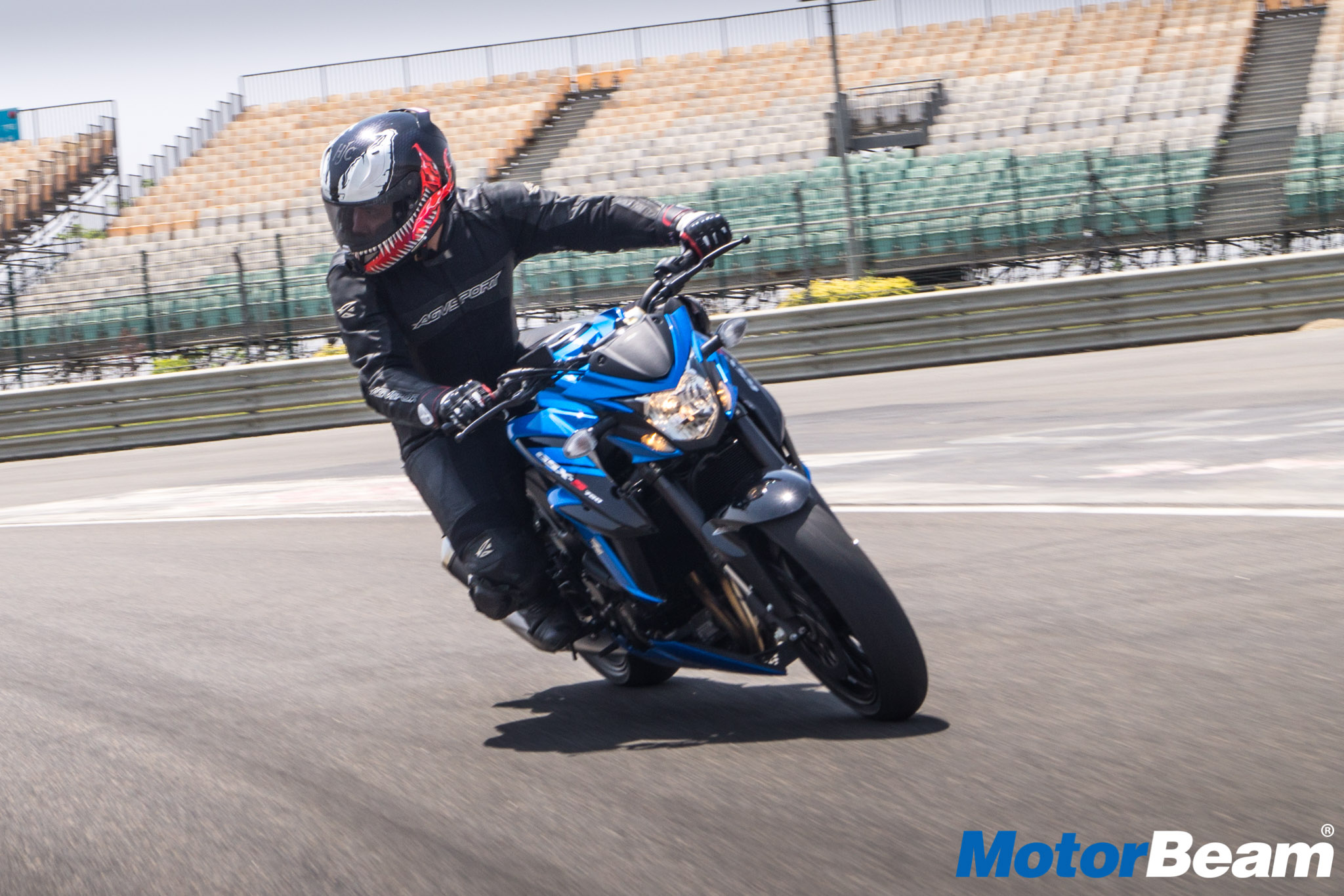 Suzuki GSX-S750 Test Ride Review