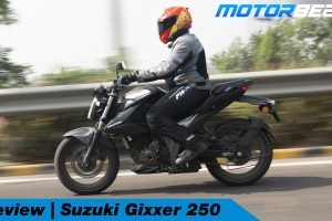 Suzuki Gixxer 250 Video Review