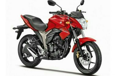 Made in India Suzuki Gixxer Exports Start To Japan