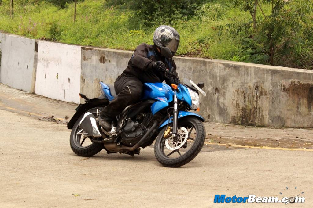 Suzuki Gixxer Road Test