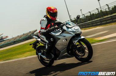 Suzuki Gixxer SF 250 Hindi Video Review