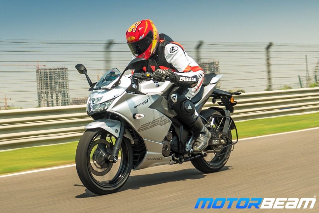Suzuki Gixxer SF 250 Video Review