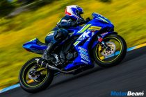 Suzuki Gixxer SF Media Endurance Race