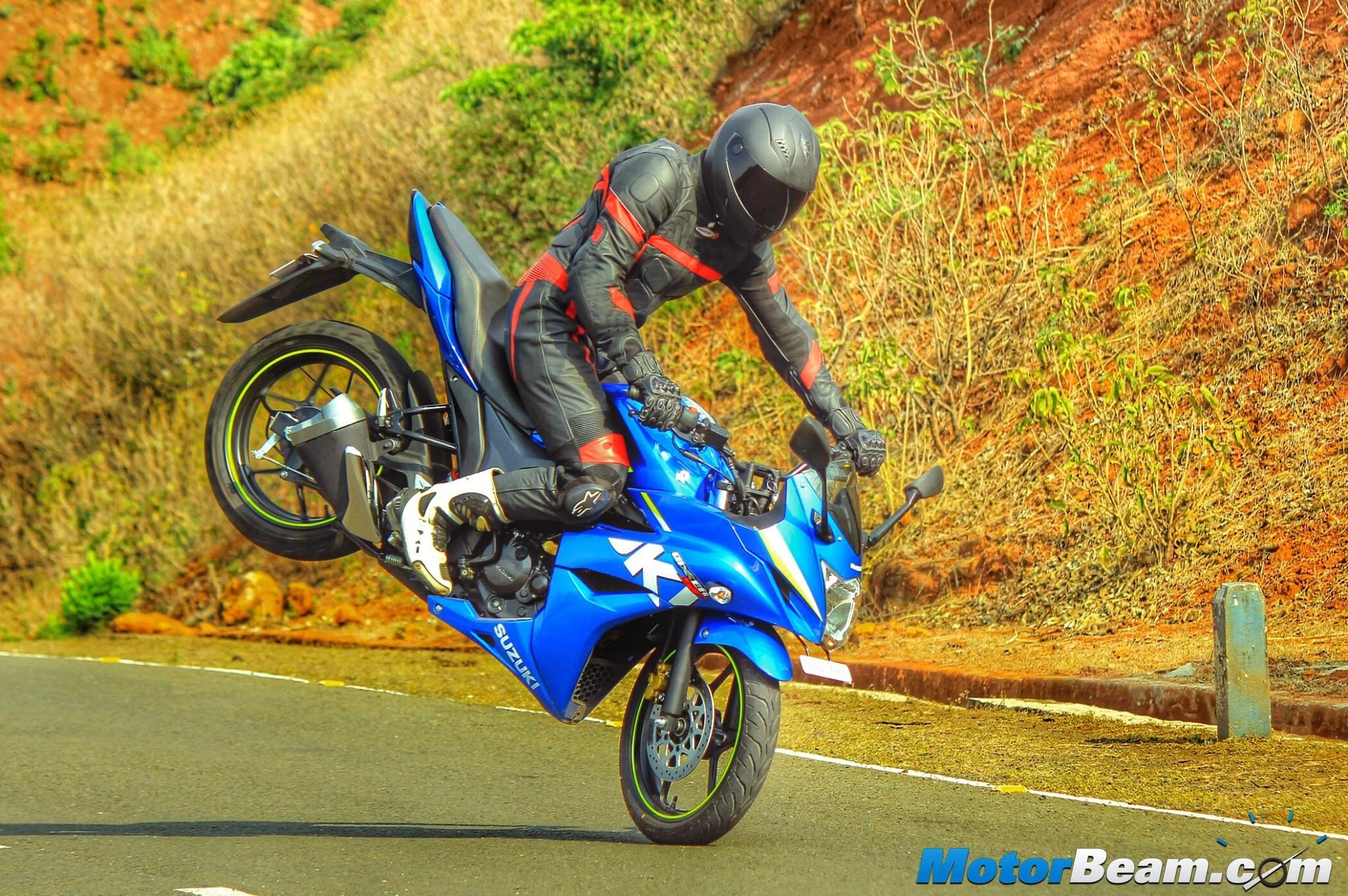 Suzuki Gixxer SF Test Ride Review