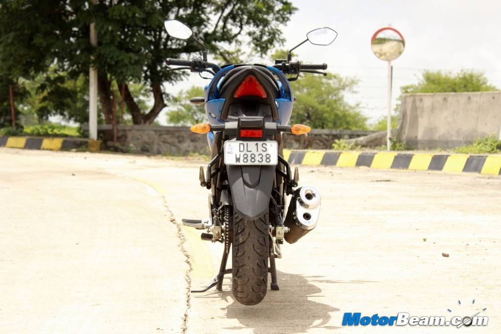Suzuki Gixxer Test Ride