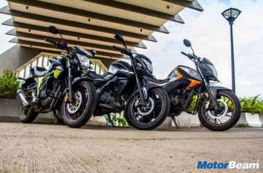 Suzuki Gixxer vs Pulsar NS 160 vs Honda CB Hornet 160R – Comparison [Video]