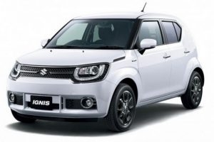 Suzuki Ignis Production Model