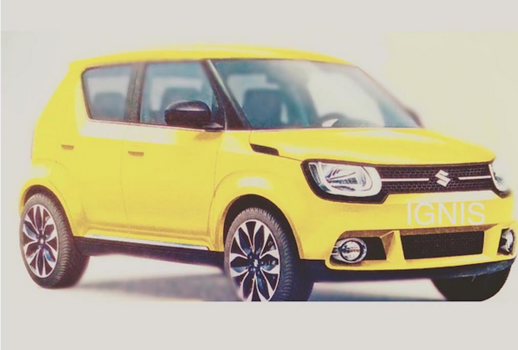 Production Spec IM 4 Concept To Be Called Suzuki Ignis
