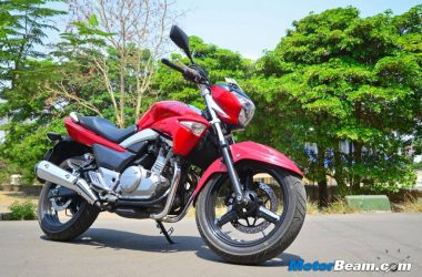 Suzuki Inazuma Test Ride Review