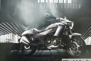 Suzuki Intruder 150 Cruiser Leaked