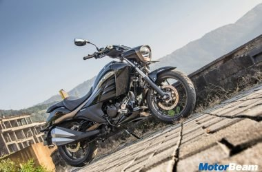 Suzuki Intruder 150 Review