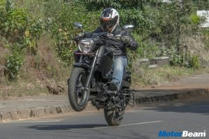 Suzuki Intruder 150 Test Ride
