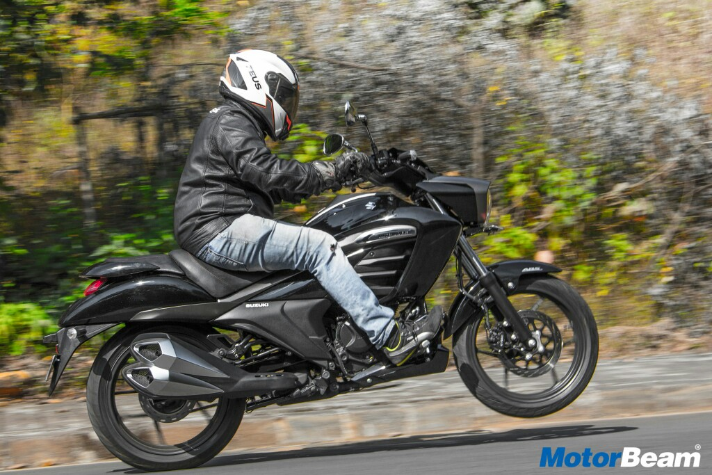 Suzuki Intruder 150 Video Review