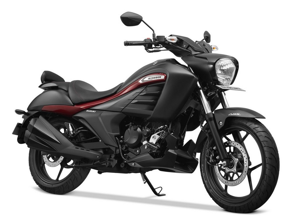 Suzuki Intruder SP Front