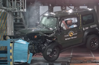 Suzuki Jimny Scores 3-Stars In Euro NCAP [Video]
