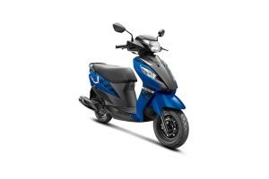 Suzuki Lets Blue Colours