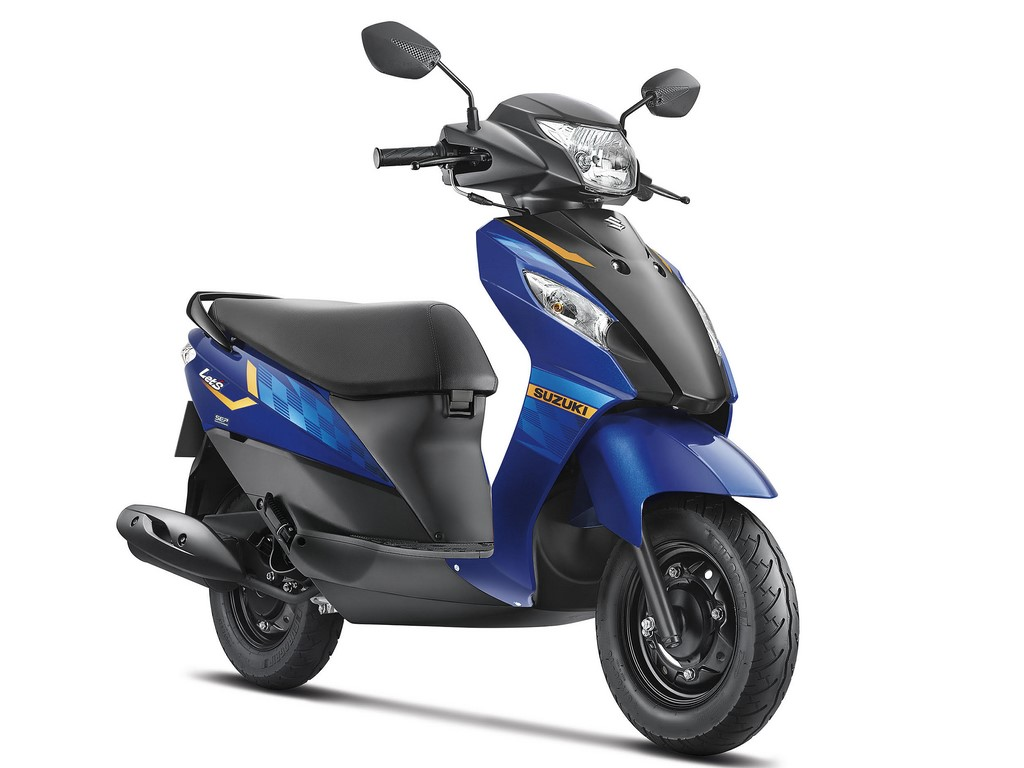 Suzuki Electric 2 Wheelers Coming To India By 2020